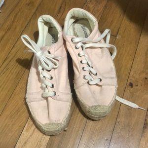 Soludos Platform Espadrille Sneakers
